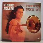 """2 x 33T Pierre SELLIN Vinyle LP 12"""" TROMPETTE SUCCES N° 1 Stéréo FESTIVAL 221"""