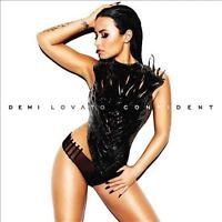 Confident [Deluxe Edition] * by Demi Lovato. - CD Album Damaged Case