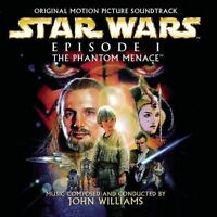 John Williams - Star Wars Episode I: Phantom Menace - CD Album Damaged Case