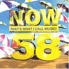Now That's What I Call Music Vol.58 (2 X CD)