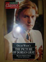 TALKING CLASSICS AUDIO BOOK TAPE SET No 11 OSCAR WILDE PICTURE OF DORIAN GRAY
