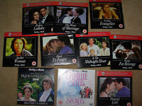 JOB LOT OF 10 DAILY MAIL ETC PROMO DVD's LOT 14
