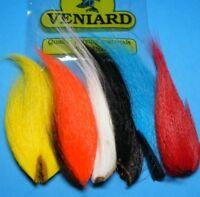 Veniard Bucktail Mix 6 Farben