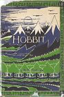 THE HOBBIT-J.R.R.TOLKIEN-2ND ED-w/D.J-STUNNING-EARLY EDITION/PRINTING!