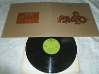 MALO-dos  '72 UK GREEN WARNER BROS LP ORIG. PSYCH ROCK SANTANA