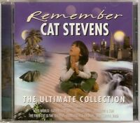 Cat Stevens - Remember - Ultimate Collection [Best Of / Greatest Hits] CD NEW