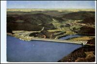 HEIMBACH Eifel Luftbild-AK *Der Seehof* Fliegeraufnahme