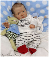 Reborn Baby Doll Lifelike Realistic Vinyl doll kit Liam *Phil Donnelly Babies*