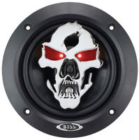 "NEW SK553 Boss Phantom Skull 5.25"" 3-Way Speaker 275W Max"