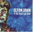 CD CARTONNE CARDSLEEVE ELTON JOHN 2 T IF THE RIVER CAN BEND DE 1998 NEUF SCELLE