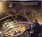 MAXI CD COLLECTOR 1T ELECTRIC LIGHT ORCHESTRA ALRIGHT (E.L.O.) DE 2001