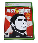 Just Cause (Xbox 360) PAL VGC complete with manual!