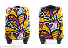 20 Inches Cartoon Pattern Business Travel ABS + PC Draw Bar Suitcase Luggage