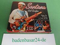 Santana - Soul Sacrifice, Doppel CD  Vol.1 und Vol.2 in Papierbox, s.g. Zustand