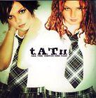 CD CARDSLEEVE TATU (T.A.T.U) 2t ALL THE THINGS SHE SAID DE 2002 NEUF SCELLE