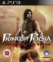 Prince of Persia: The Forgotten Sands (PS3), Very Good PlayStation 3, Playstatio