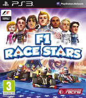 F1 Race Stars (PS3), Very Good PlayStation 3, Playstation 3 Video Games