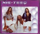 MAXI CD MIS-TEEQ ONE NIGHT STAND 3T + VIDEO DE 2001