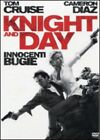 KNIGHT AND DAY TOM CRUISE CAMERON DIAZ DVD CON SLIPCASE
