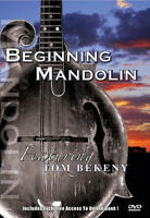 Learn How Play Bluegrass Mandolin Lesson For Beginners Video DVD FREE USA SHIP