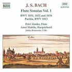Johann Sebastian Bach - J. S. Bach: Flute Sonatas, Vol. 1 (CD 1997)