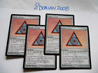 4x MTG Sigillo Azorius-Signet Magic EDH DIS Dissention ING-ITA x4 Modern