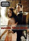 WALK THE LINE-QUANDO L'AMORE BRUCIA DVD DRAMMATICO ottimo usato