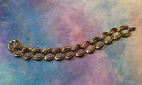 Vintage Napier Bracelet.  Pat. 4,774, 743.  Beautiful