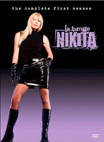 La Femme Nikita - The Complete First Season (DVD, 2003, 6-Disc Set, Six Disc Se…