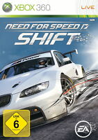 Need For Speed: Shift -- Pyramide Software (Microsoft Xbox 360, 2009, DVD-Box)