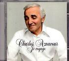 CD CHARLES AZNAVOUR JE VOYAGE 12T DE 2003
