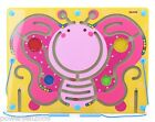 Multicolor Safety Environmental Protection Wooden Butterfly/Car Maze Toys