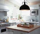 Simple Modern 1 Light Black Iron D30 *H27 CM Living Room Chandelier