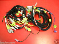 Ford DIESEL Tractor Wiring Harness 2000 3000 4000 Alternator Conversion LABELED