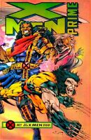 X-Men Prime (July 95) - one-shot - chromium wrap-around cover - VF/NM