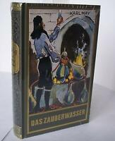 Karl May Bamberg Band 48 Das Zauberwasser TOP OVP Neuwertig