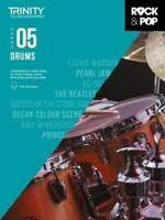 Trinity College London Rock & Pop 2018 Drums Grade 5 (Sheet music) 0857366432