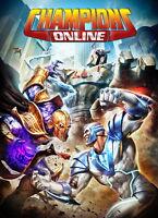 Champions Online (PC, 2009, DVD-Box)
