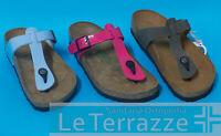 Luxor Birkenstock ciabatte infradito pantofole sandali Birkenstock