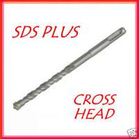 24mm x 460mm tête cruciforme SDS Plus Foret à maçonnerie SDS+