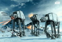 90561 STAR WARS EPISODE V EMPIRE STRIKES BACK MOVIE Decor WALL PRINT POSTER FR