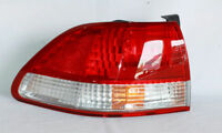 Tail Light Assembly TYC 11-5466-00 fits 01-02 Honda Accord