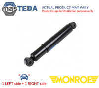 2x MONROE FRONT SHOCK ABSORBERS STRUTS SHOCKERS 71661 P NEW OE REPLACEMENT