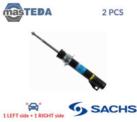 2x SACHS FRONT SHOCK ABSORBERS STRUTS SHOCKERS 312 379 P NEW OE REPLACEMENT