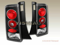 03 04 05 06 07 Scion XB Altezza Tail Lights JDM Black