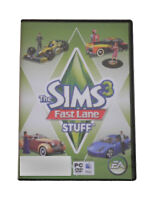 The Sims 3: Fast Lane Stuff (PC: PC, 2010) EXPANSION PACK COMPLETE - $2 POST!!
