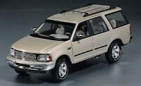1:18 UT Models Ford Expedition XLT gold, green