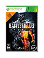 Battlefield 3 - Limited Edition - Xbox 360 Game Disc Only 100% Guaranteed