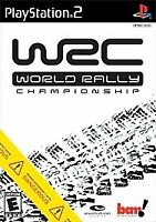 WRC: World Rally Championship - Playstation 2 Game Complete