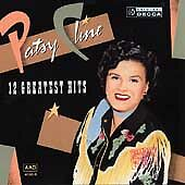 Patsy Cline - 12 Greatest Hits Used - Acceptable [ Audio CD ] Patsy Cline